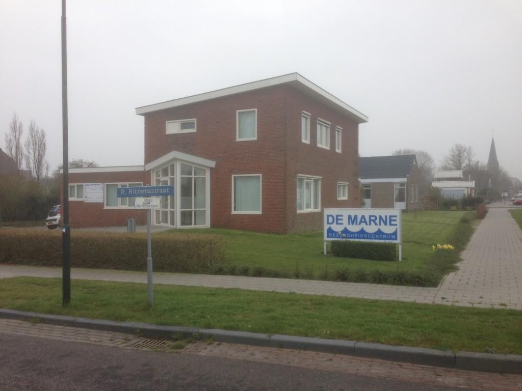 Foto vestiging Leens Fysiotherapie de Marne