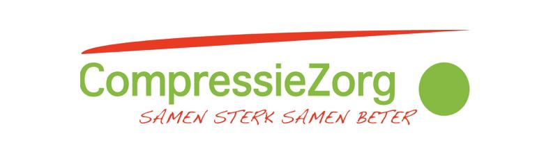 Logo compressieZorg Groningen