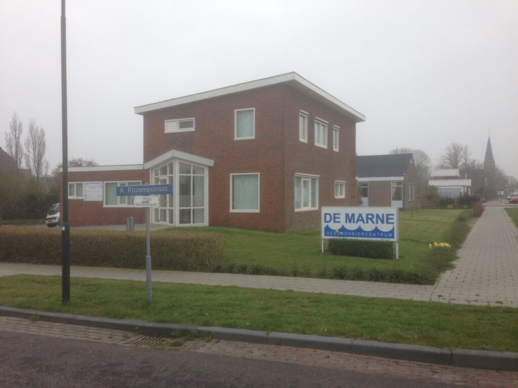 Foto Fysiotherapie de Marne Vestiging Leens